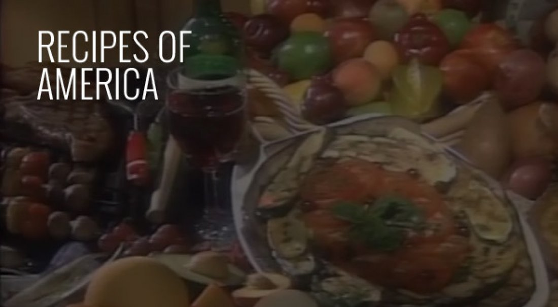 Recipes of America