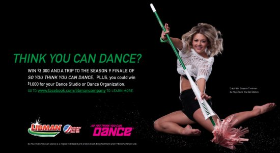 Direct mail to Dance Schools