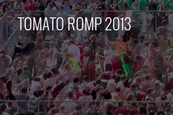 Tomato Romp 2013