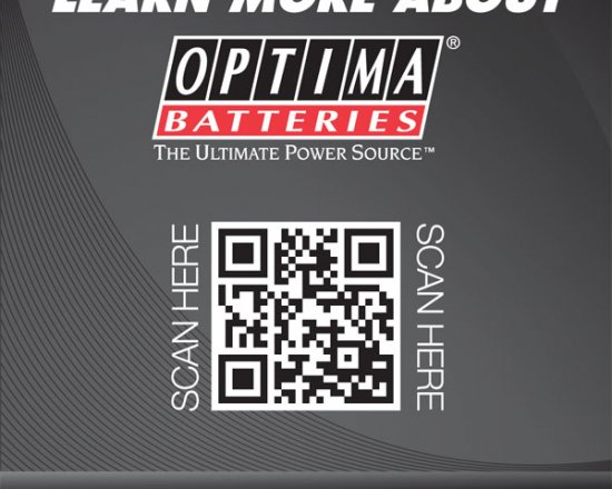 Optima QR Code Entry
