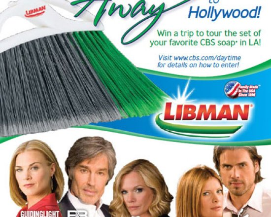 Libman Sweepstakes / Network Tie-in