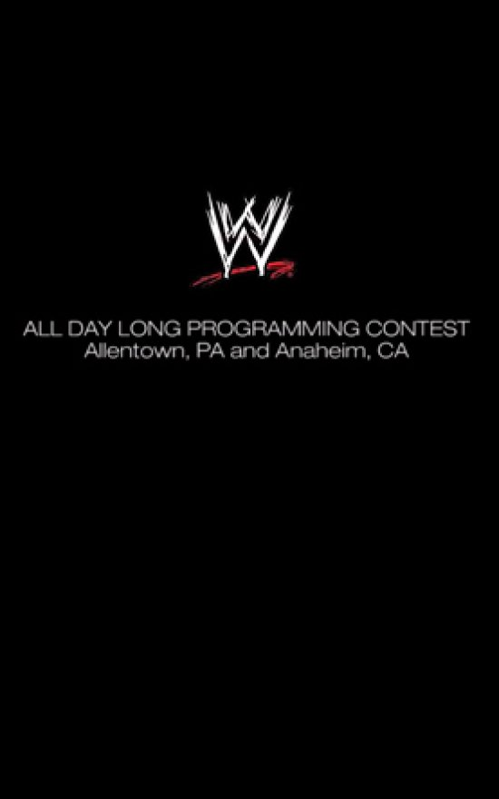 WWE Promotional Video